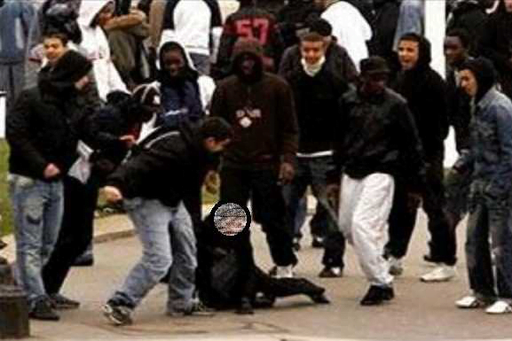 Clichy sous bois agression antisémite sur un chauffeur de taxi UBER