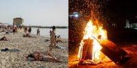 Prêts pour les grosses chaleurs en Israël ? Sharaf jusqu'à samedi inclus