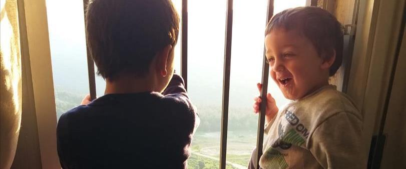 Incendie à Safed bébé de 3 ans et demi décédé