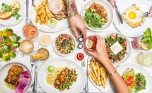 Le guide ultime des restaurants d'inspiration israélienne à New York