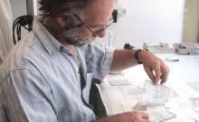Israël: quel est le lien entre le journal d'Ilan Ramon et les manuscrits de la mer Morte