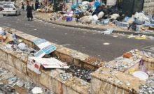Israël: le mont Meron au lendemain de la fête de Lag Baomer