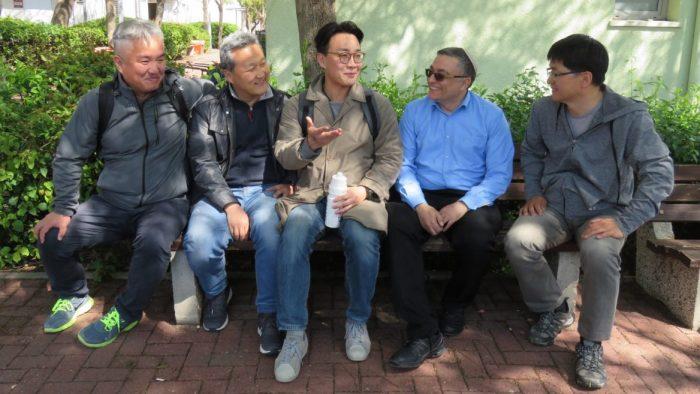 Les Sud-Coréens affluent en Israëlsur les traces des textes bibliques