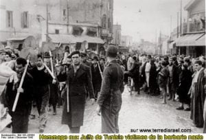 La Shoah en Tunisie la barbarie nazie ne s'est pas aux frontières de l'Europe