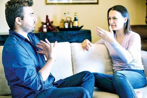 Un divorce causé par des beaux-parents