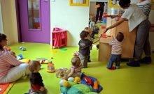 enfants oubliés dans une crèche à bat-yam israel
