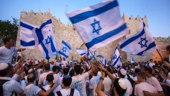 Le Mont du Temple a finalement été ouvert aux Juifs le jour de Yom Yerushalaim