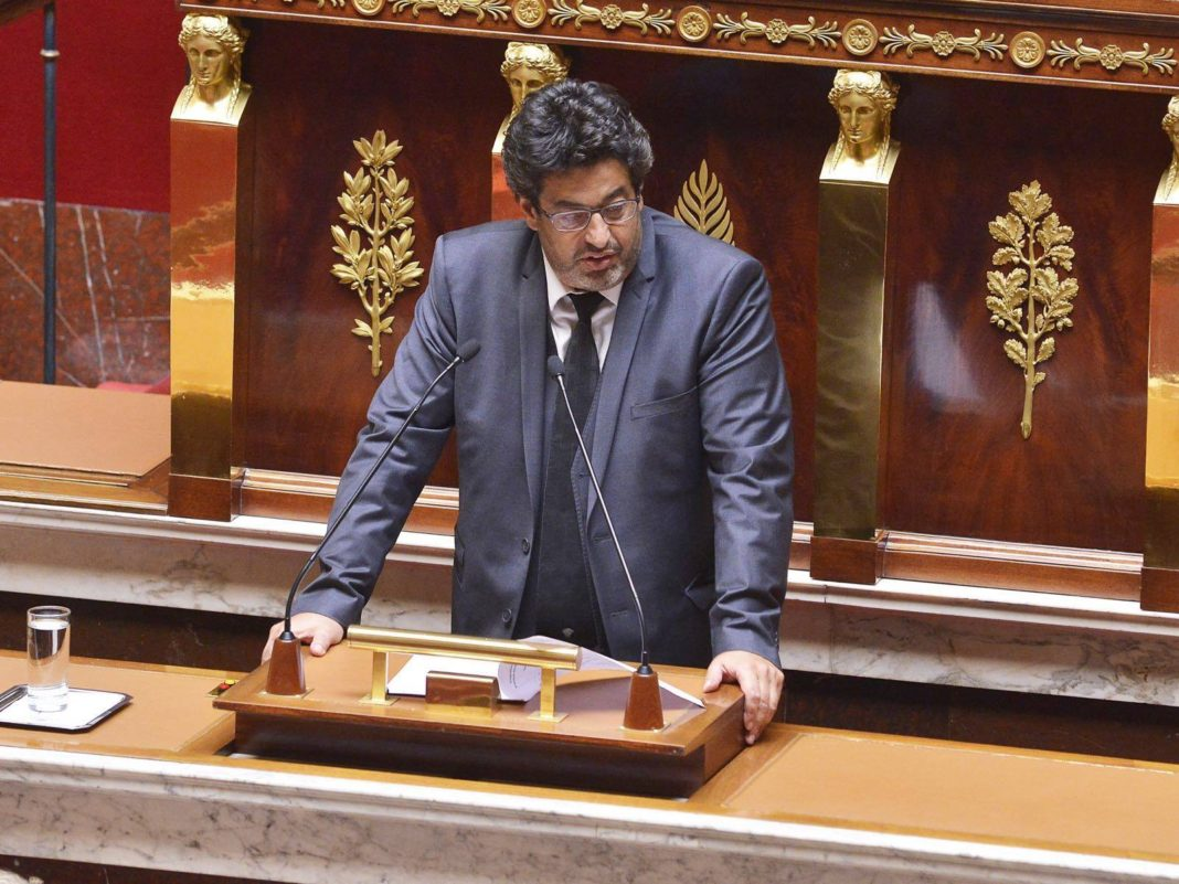 Meyer-Habib fait face aux attaques anti-israèliennes des députés français