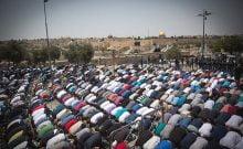 Israël : le jour où Moshe Dayan  a abandonné le mont du Temple aux musulmans
