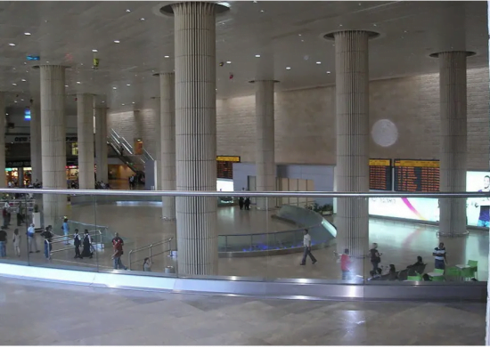 Israël : un tunnel de contrebande démantelé sous l'aéroport Ben Gurion