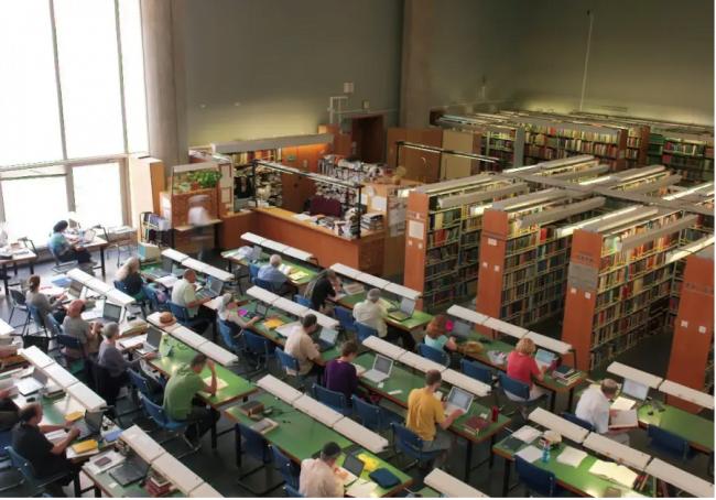 La Bibliothèque Nationale d'Israël se prépare à la semaine du livre hébraïque