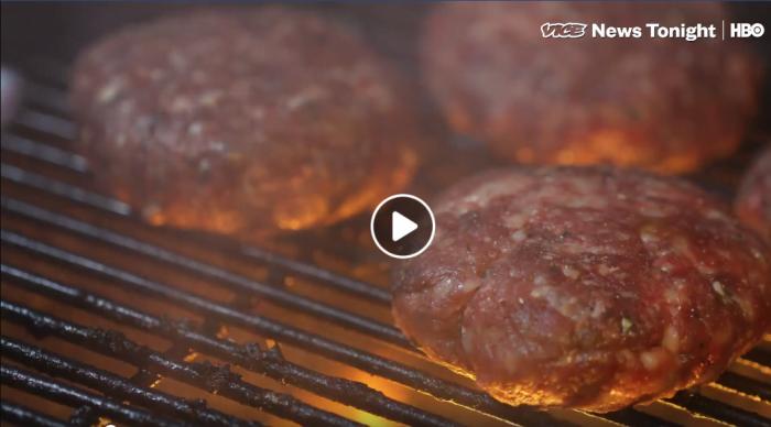 Israël: les dessous du burger mystérieux