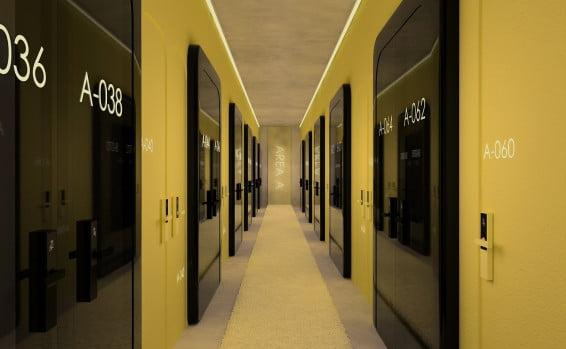Israël: le plus grand hôtel capsule du Moyen-Orient ouvrira ses portes à la mer Morte