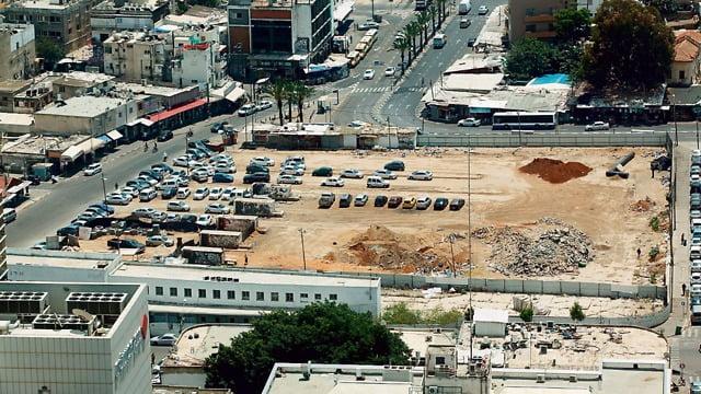 Israël : des centaines d'appartements à louer dans l'ancienne gare routière centrale de Tel Aviv