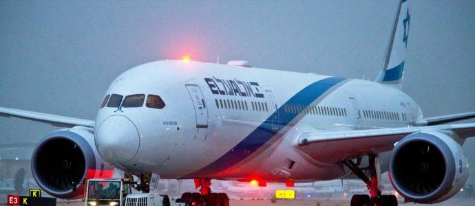 El-Al en chute libre s'envole tout de même vers le Japon
