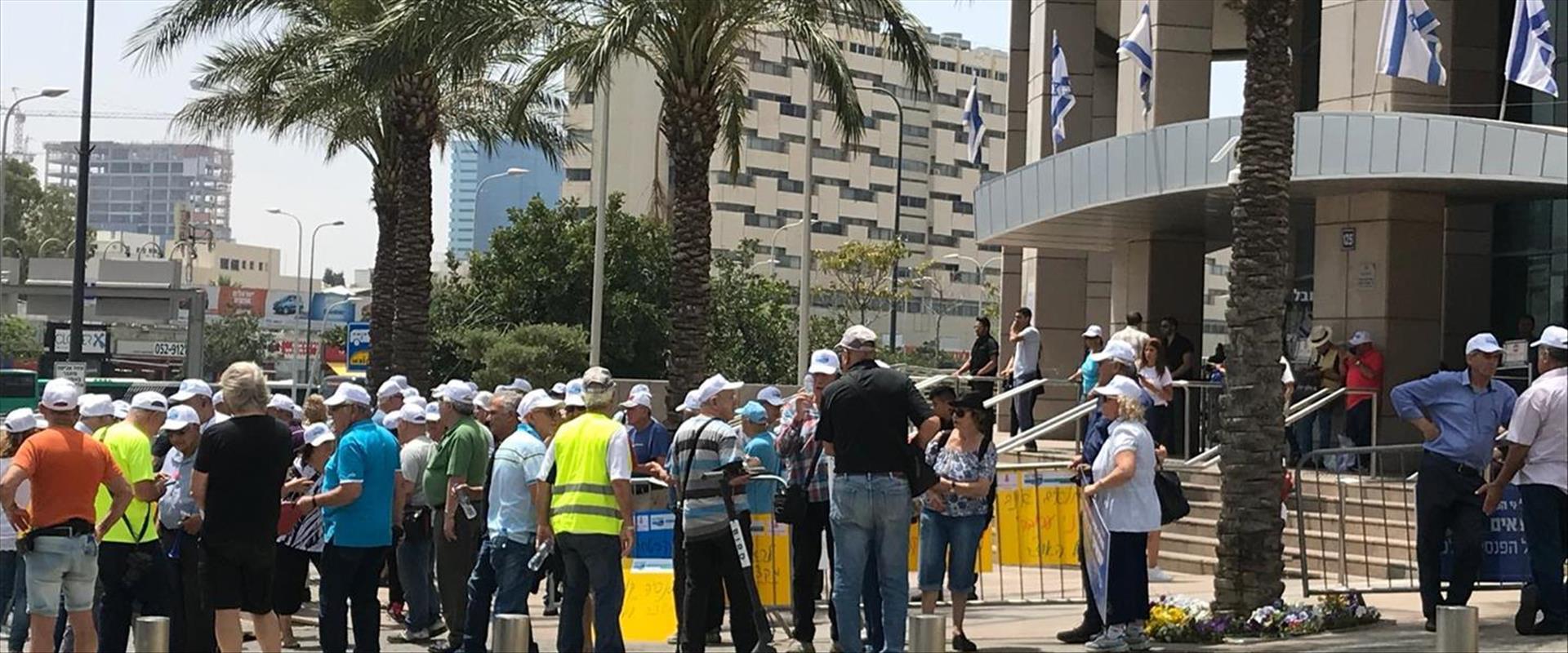 relever l'âge de la retraite des femmes pour faire baisser les réductions du montant des retraites en israel
