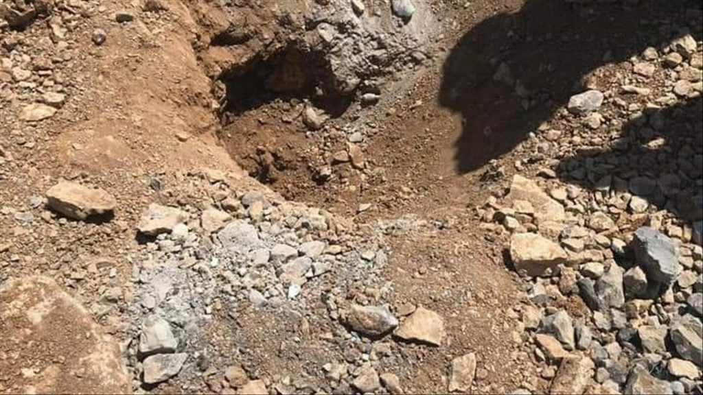 Roquette tirée de la syrie sur le plateau du Golan en Israël