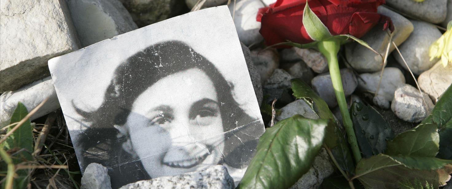 Anne Frank shoah, holocauste, journal d'anne frank