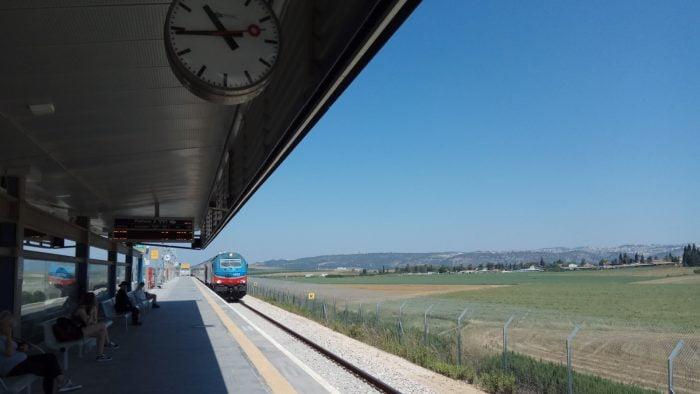 11 délicieuses excursions d'une journée par les chemins de fer israéliens