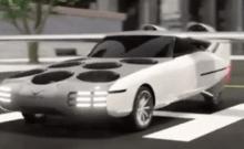 Une start-up israélienne travaille sur une voiture électrique autonome et volante