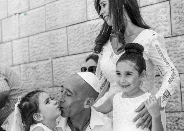Israël: l'amour plus fort que tout, ce couple s'est marié, a divorcé, puis s'est remarié