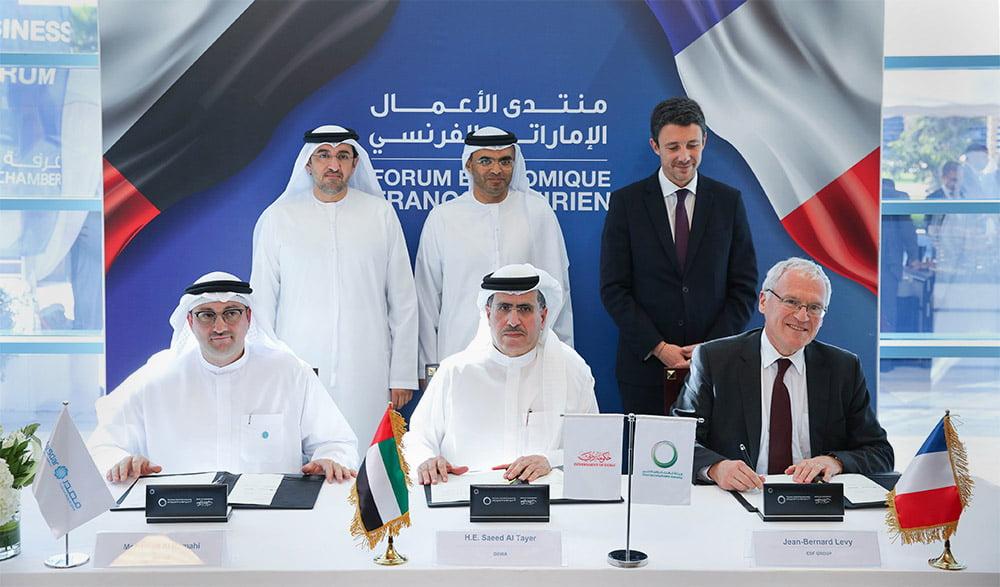 traduire l'arabe pour la signature des contrats avec les pays arabes