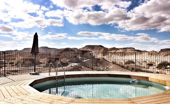 Israël: sur la route d'Eilat, la région de l'Arava devient une destination prisée