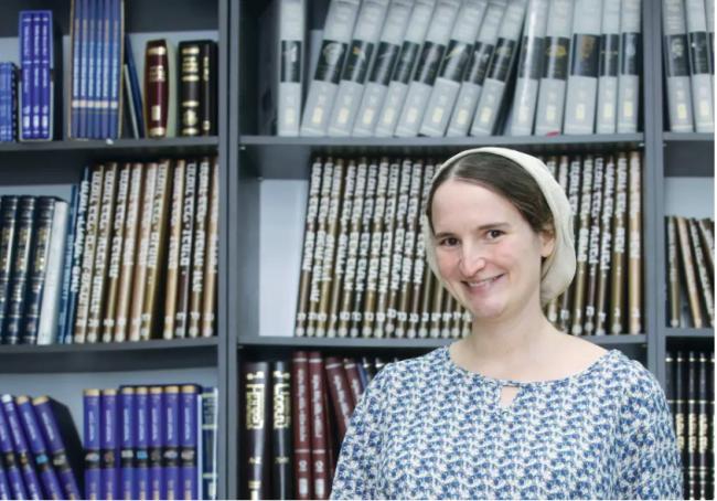 femmes érudites dans le judaisme en France et dans le monde