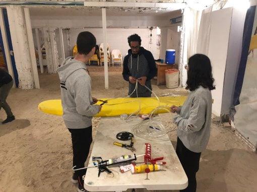 les métiers dans le domaine du surf