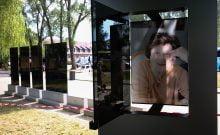 holocauste La voie de la foi , exposition sur les survivants qui ont gardé leur foi