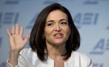 La numéro 2 de facebook arrive en Israël Cheryl Sandberg