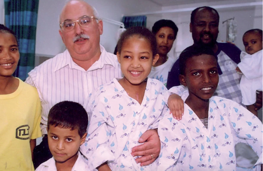 Dr. Amiram (Ami) Cohen en 1996