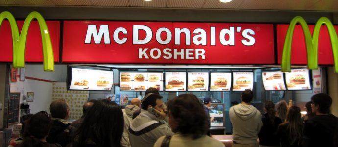 Dix aliments Mc Donald's incroyables que vous ne trouvez qu'en Israël