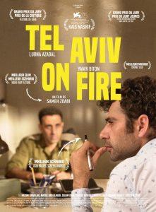 Film israelien tel aviv on fire