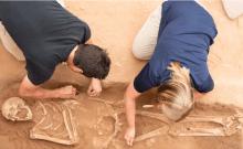 NETANYAHU: L'ARCHÉOLOGIE ET L'ADN PROUVENT QUE DES PALESTINIENS NE SONT PAS ORIGINAIRES DE LA TERRE D'ISRAËL