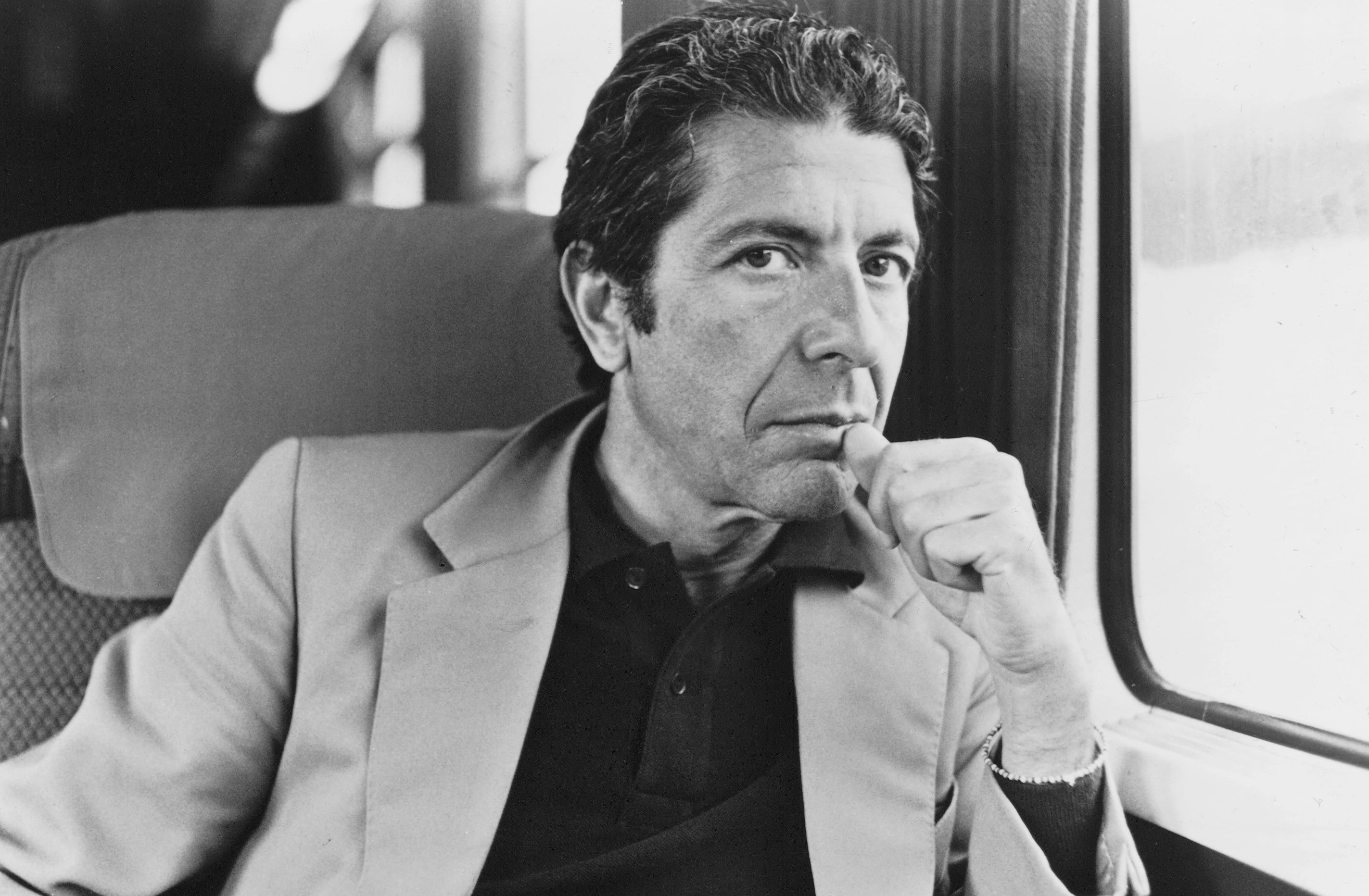 "Leonard Cohen ""A Crack in Everything"", Jewish Museum New-York, du 12 avril au 8 septembre 2019"