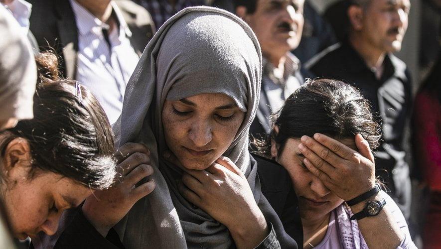 Victimes de l'état islamique DAESH