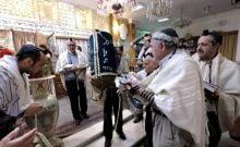 Les juifs en Iran luttent constamment pour prouver qu'ils sont patriotes