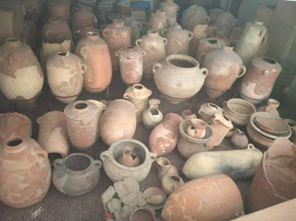 Une fabrique de teinture pourpre vieille de 3 000 ans révélée près de Haïfa