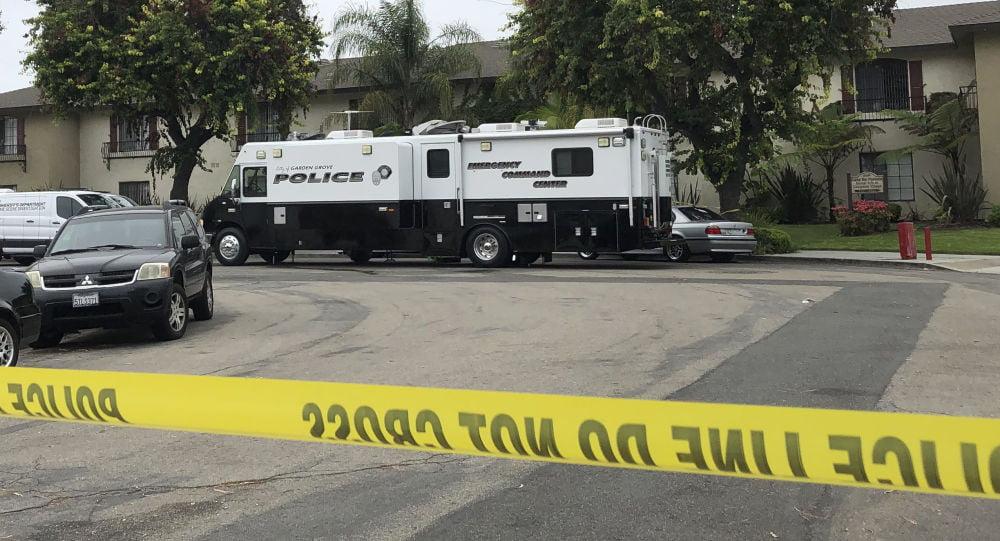n homme armé de «plusieurs couteaux» tue quatre personnes en Californie