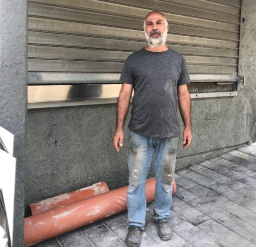 Israël : Le restaurant du coeur de Bat Yam a brûlé une collecte est lancée