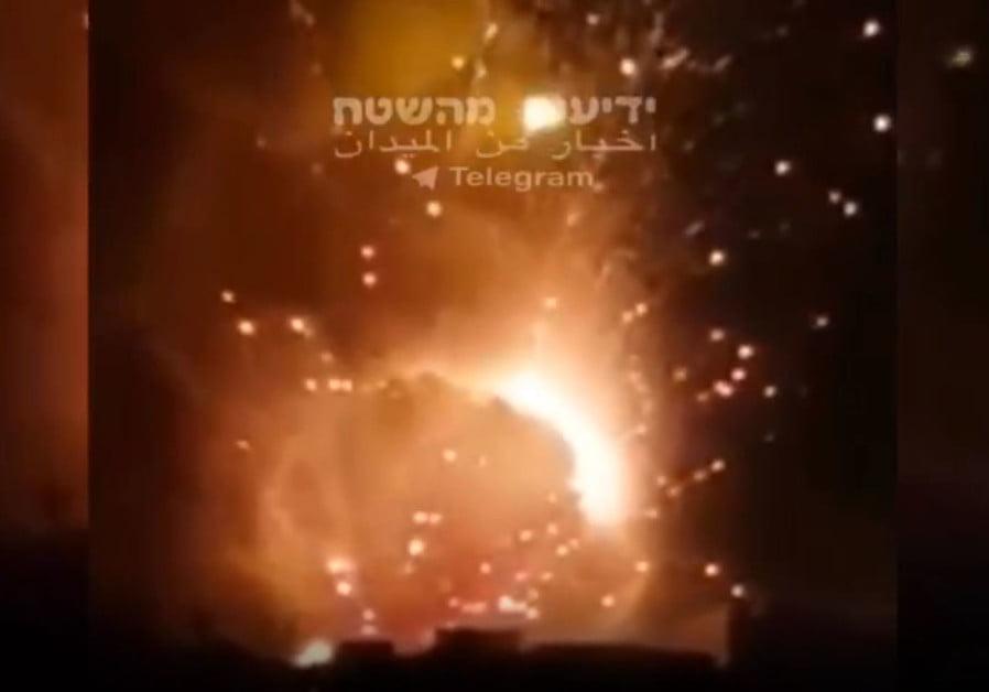 Comment les médias iraniens minimisent les frappes israeliennes