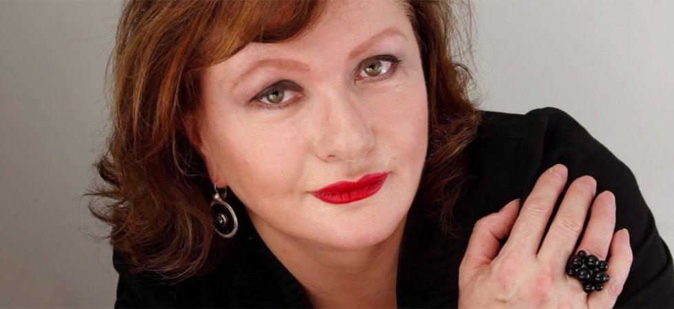 L'ACTRICE FRANÇAISE NON JUIVE CATHERINE JACOB CONFRONTÉE À L'ANTISÉMITISME