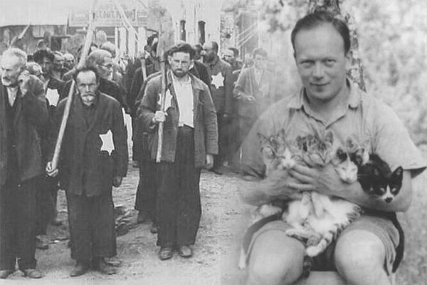 Il sauve 8000 juifs des griffes nazies en créant une fausse épidémie