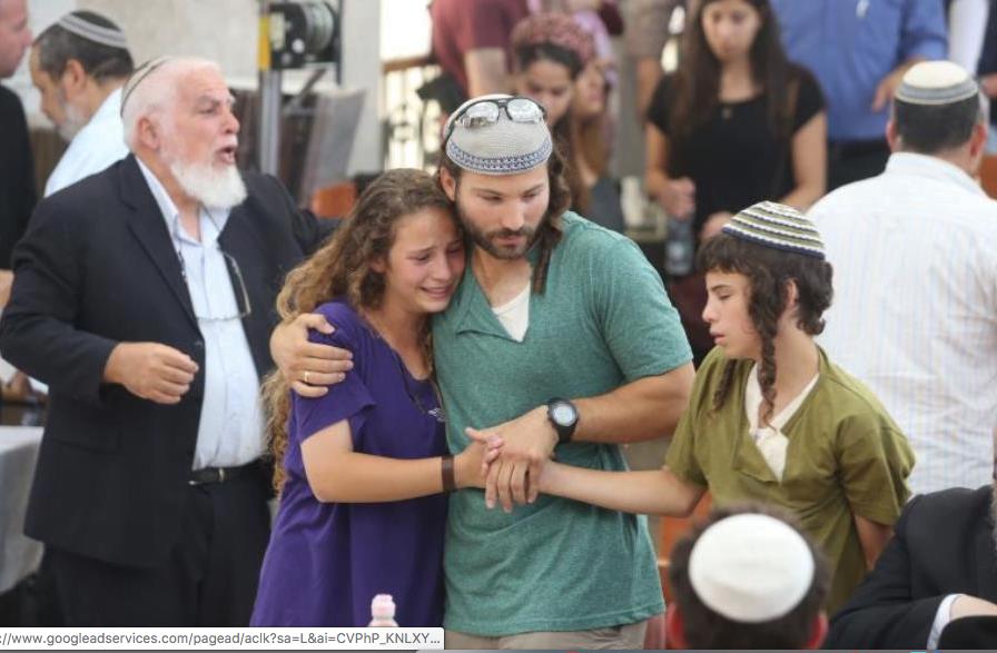 UN PALESTINIEN QUI A AIDÉ À SAUVER LA FAMILLE MARK A OBTENU LA RÉSIDENCE ISRAÉLIENNE