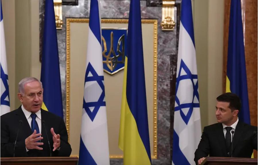 NETANYAHU EN UKRAINE: PLUS DE BABI YARS
