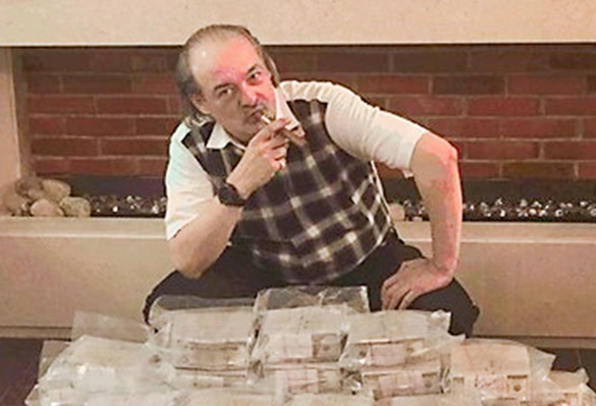 Amer Shwiki un homme d'affaires syrien qui est l'un des principaux réseaux de transfert d'argent pour le Hezbollah
