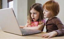 enfants sur les réseaux sociaux en Israël