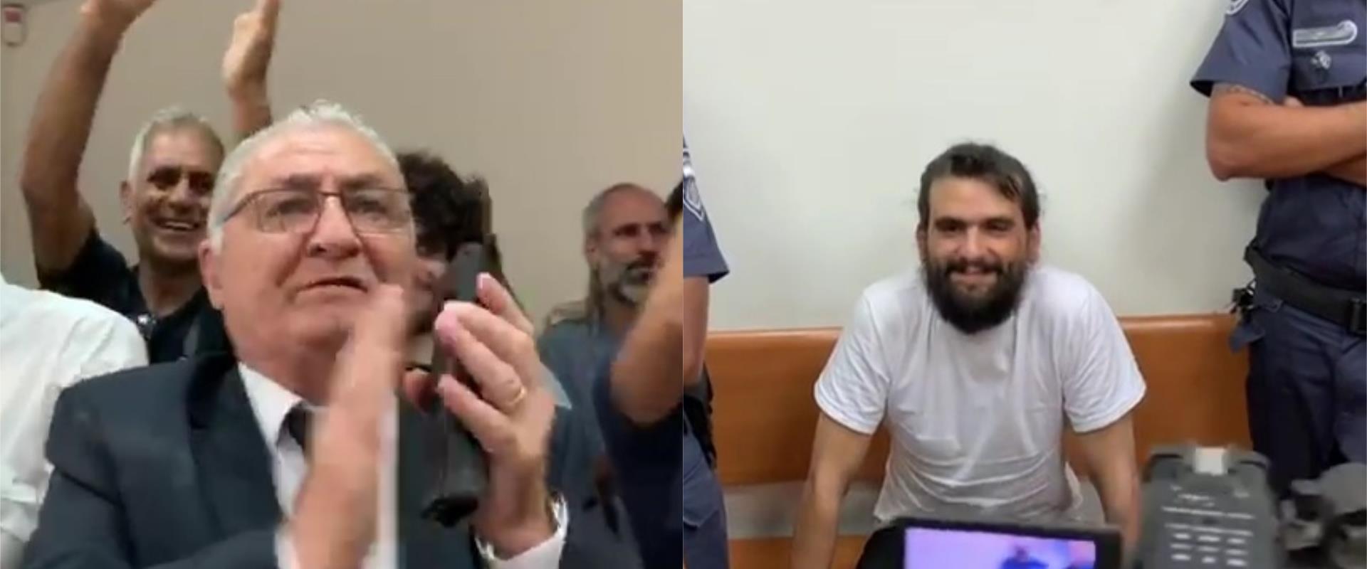 Le fondateur de Telegrass a été applaudi devant le tribunal