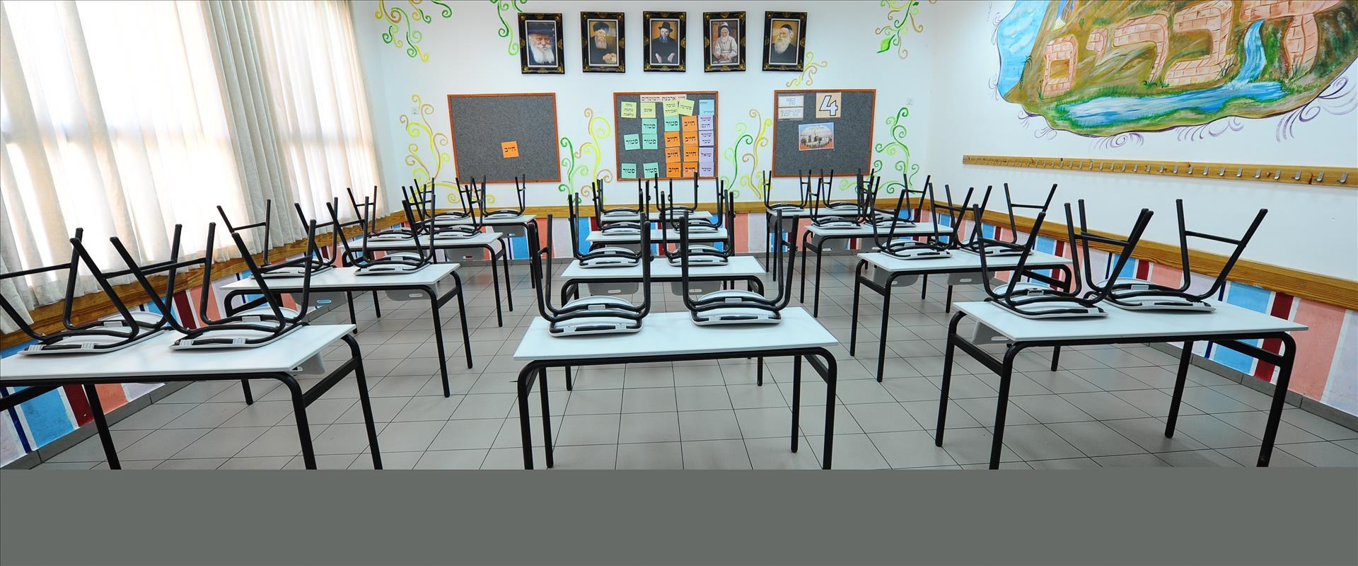 4000 élèves bédouins risquent de se retrouver sans écoles à la rentrée